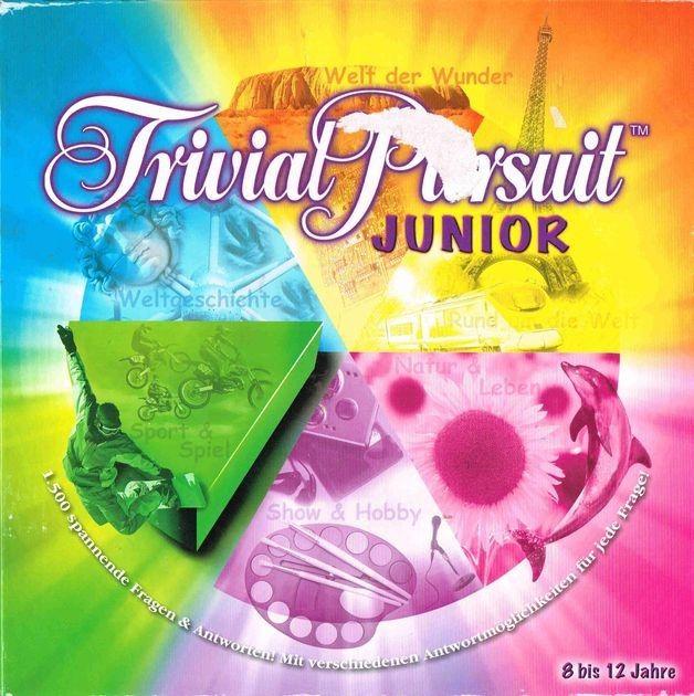 Trivial niños online