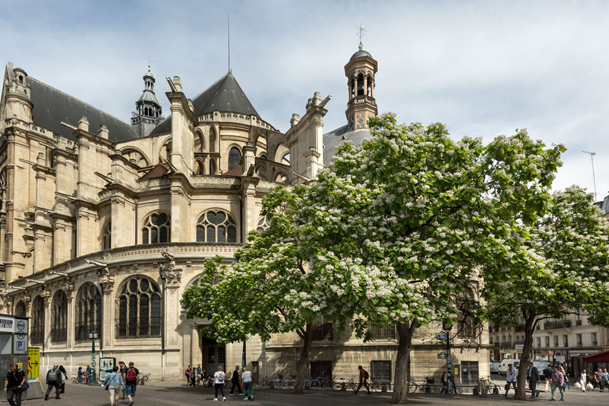 Paris - Saint-Eustache