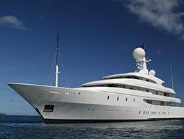Aménagement de yacht