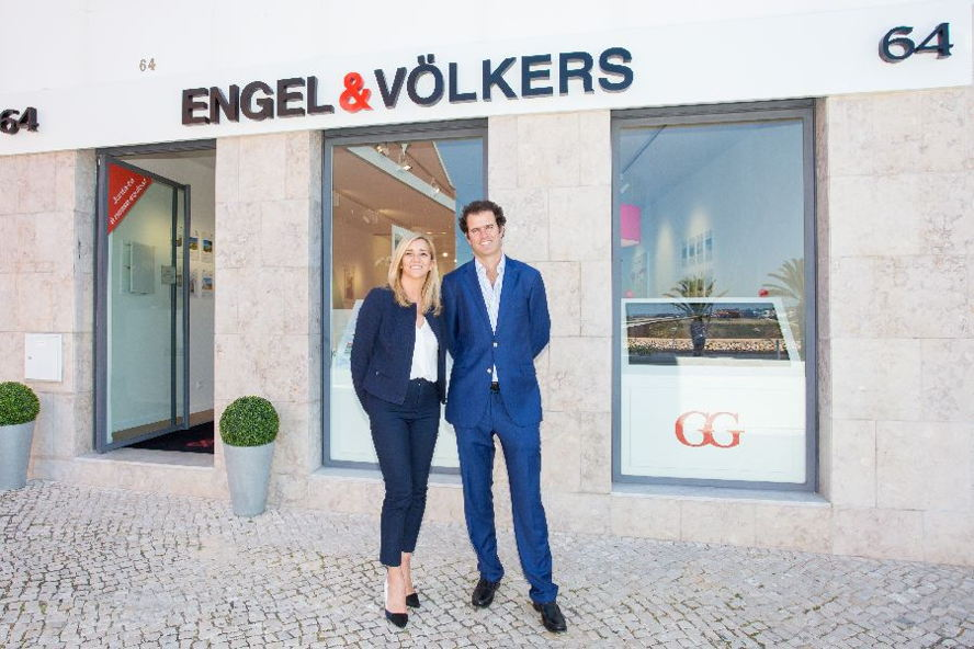Real estate in Sintra - A Engel & Völkers abre agência no Barlavento Algarvio 1