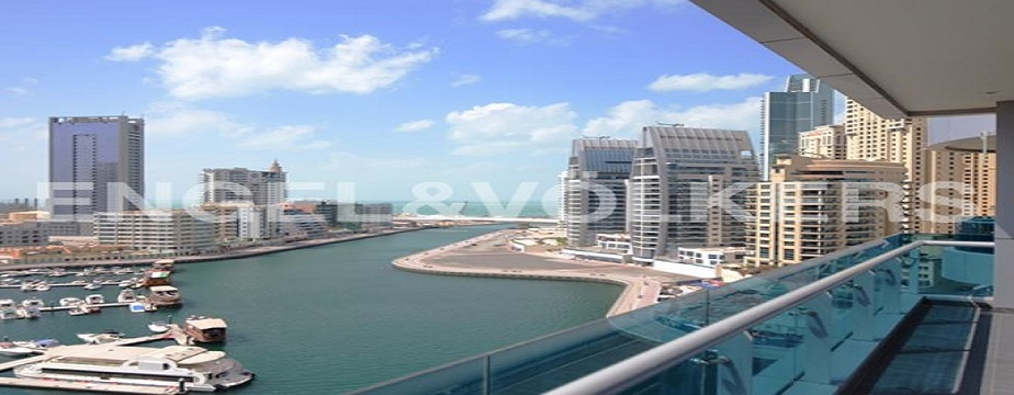 Real estate in Dubai - Orra Marina Tower