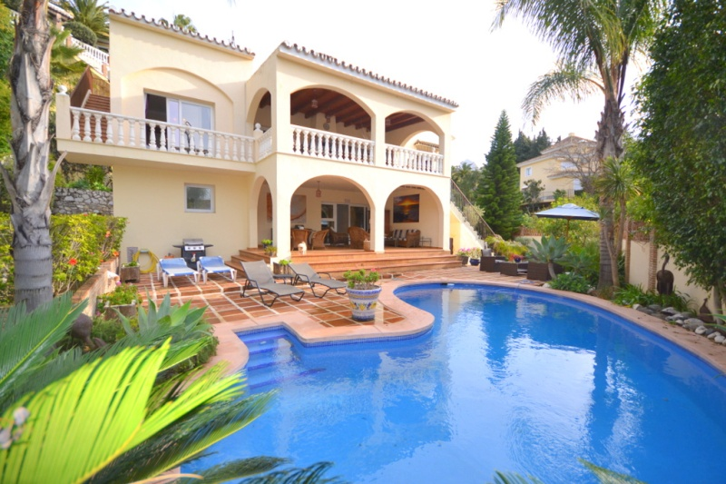 Marbella - W-021KNX Villa for sale in El Rosario