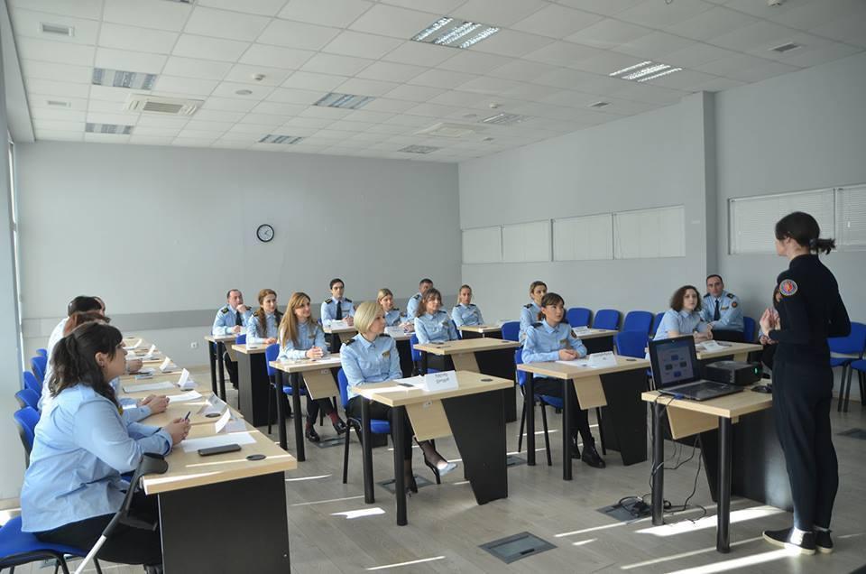 Экзамен в службе сервиса полиции, 21 мая 2017 года / Министерство внутренних дел Грузии