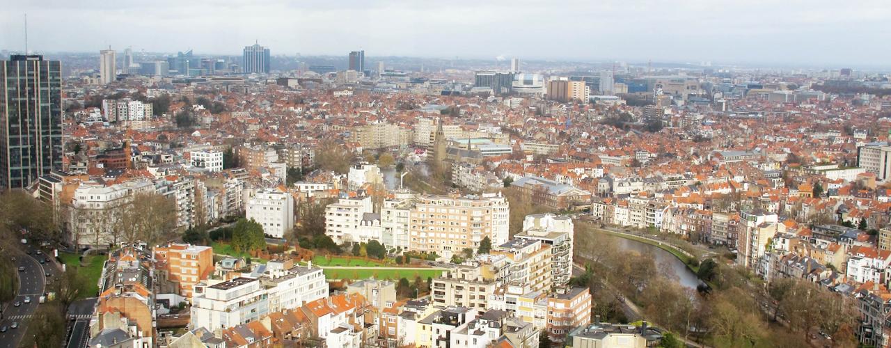 Bruxelles - Etangs d'Ixelles