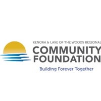 Kenora & Lake of the Woods Regional Community Foundation Logo