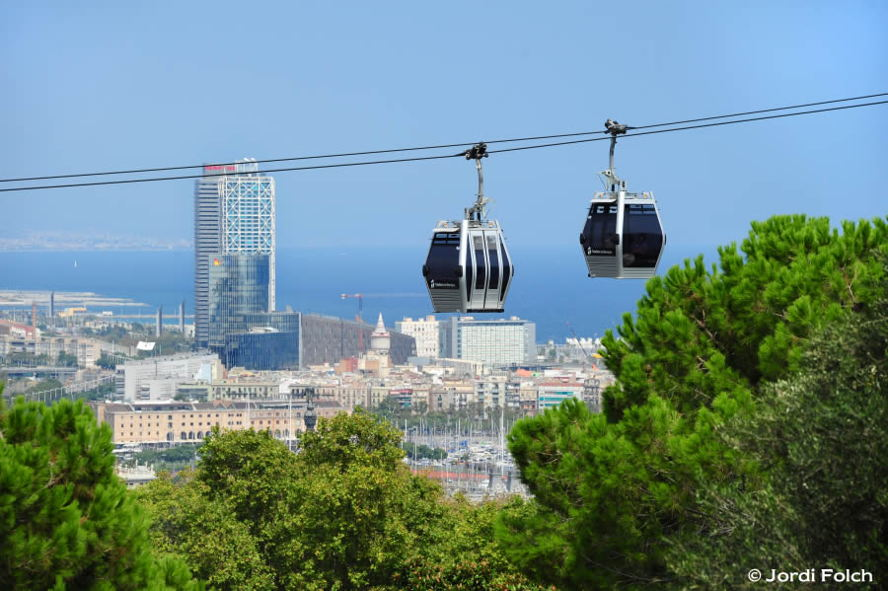 Paris - Barcelona Smart City