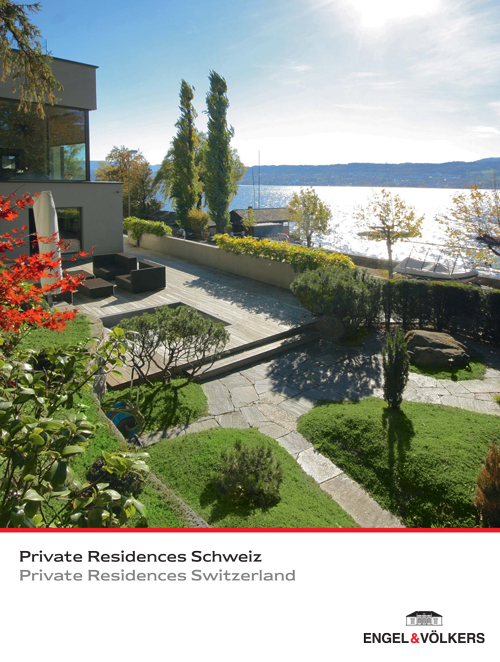 Immobilien in Hergiswil - Private Residences Schweiz