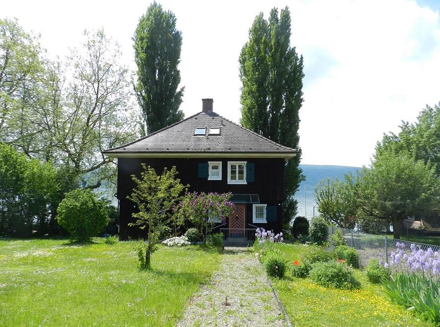 Am Ende der Straße steht ein Haus am See…! - VERKAUFT!