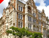 Real estate in Prague - Residential building on the riverside