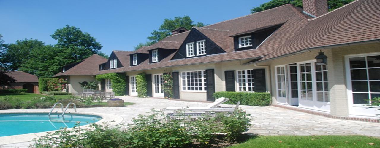 L'Immobilier à Bruxelles - Superbe villa à Rhode-Saint-Genèse