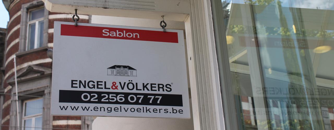 L'Immobilier à Brussels - Agence EV Sablon