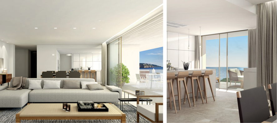 Santa Ponsa - Cap Adriano - Luxury Apartments