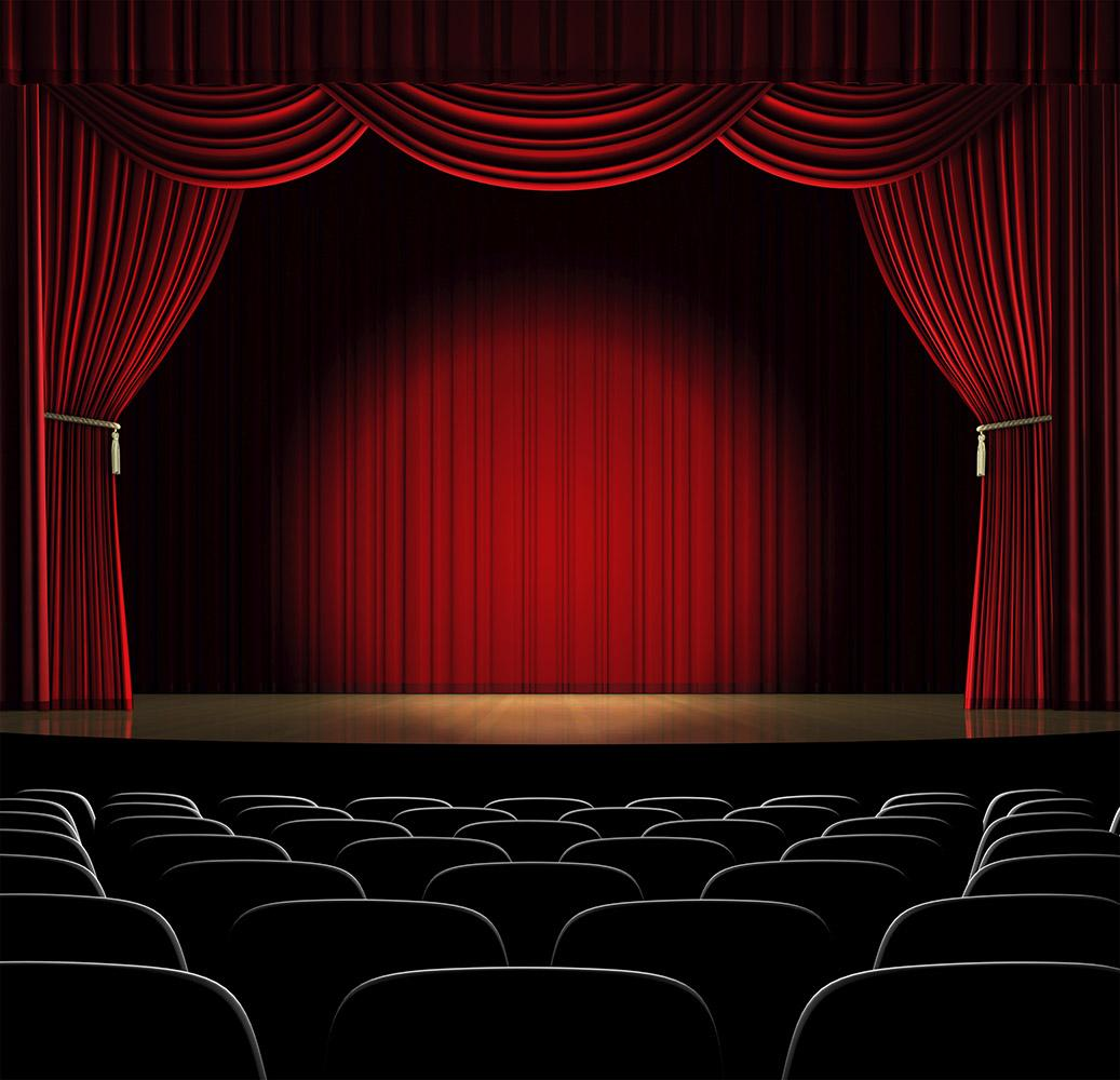 Stage curtains spotlight - Stage Curtain Spotlight Stage Spotlight Curtains Stock Photos And Images Alamycom