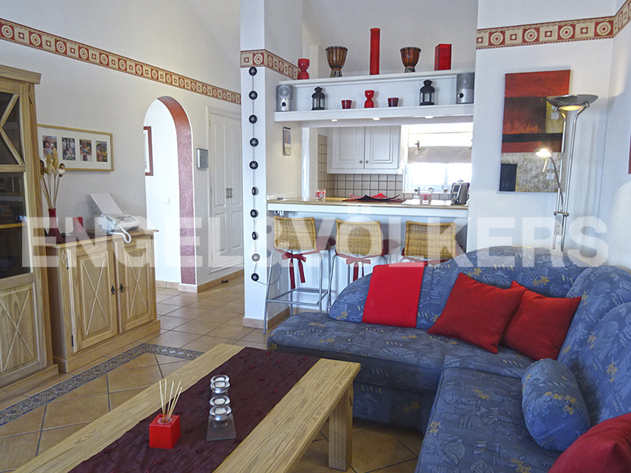 "Costa Adeje - Property for sale in Tenerife: Superb Penthouse with big terrace in ""El Cielo"" in Playa Paraíso, Tenerife South, Engel & Völkers Costa Adeje"
