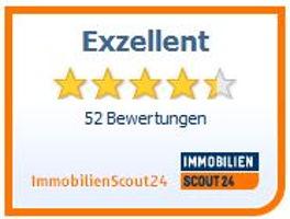 Unsere Kundenbewertung von Immobilienscout24