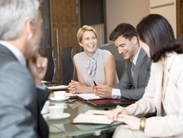 Geschäftsführung und Management
