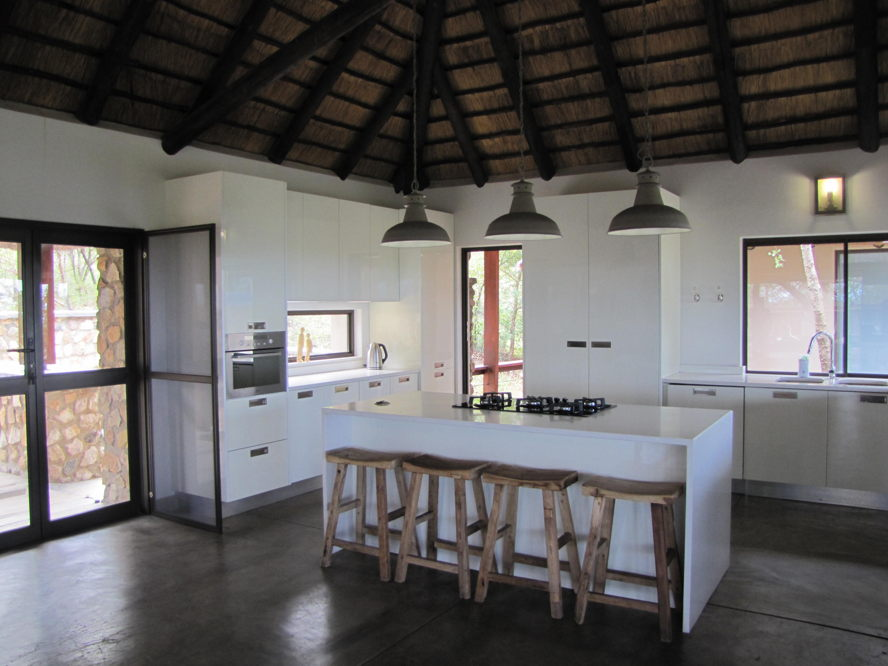 Hoedspruit - image of kitchen