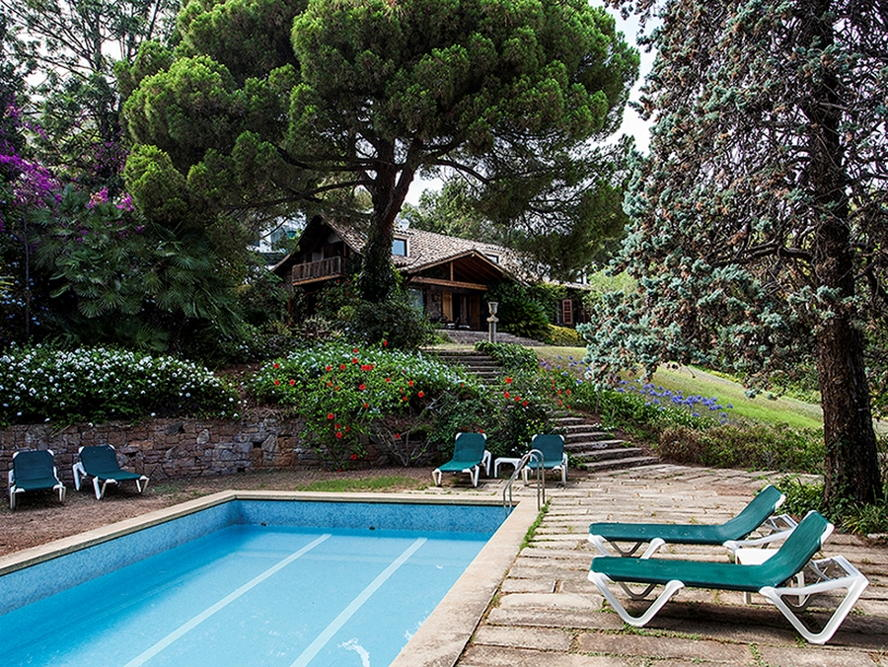 Spain - Exclusiva casa con vistas panorámicas, gran jardín y piscina