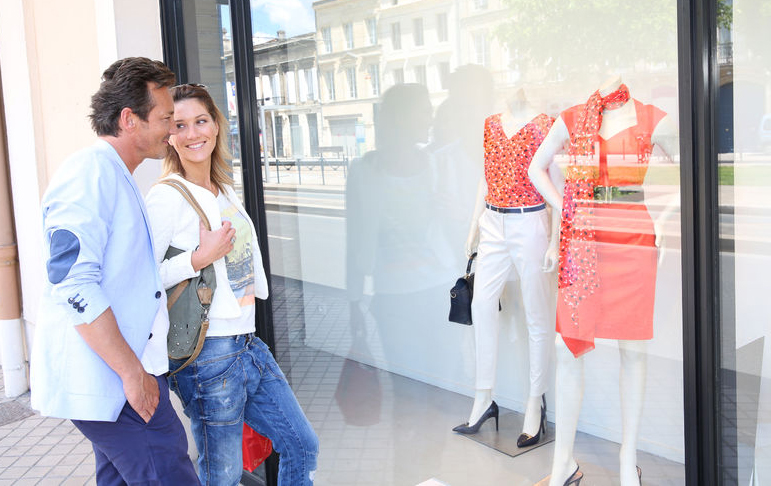 Vastgoed in Brussel - Shopping le dimanche à Knokke
