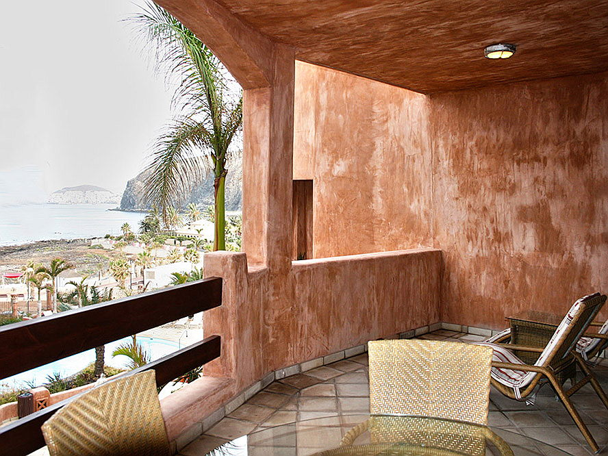 Costa Adeje - SOLD! Apartment with sea views in Palm Mar, Tenerife South - Apartments in Tenerife