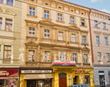Prague - Apartment building with commercial space