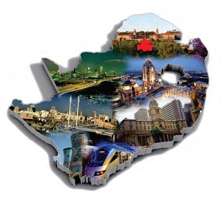 South Africa - Gauteng Attractions