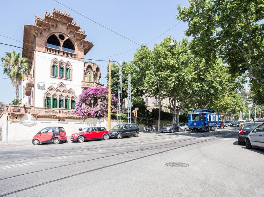 Casas y pisos en zona alta de barcelona en venta y alquiler - Casas de musica en barcelona ...