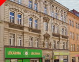 Real estate in Prague - Residential and retail building