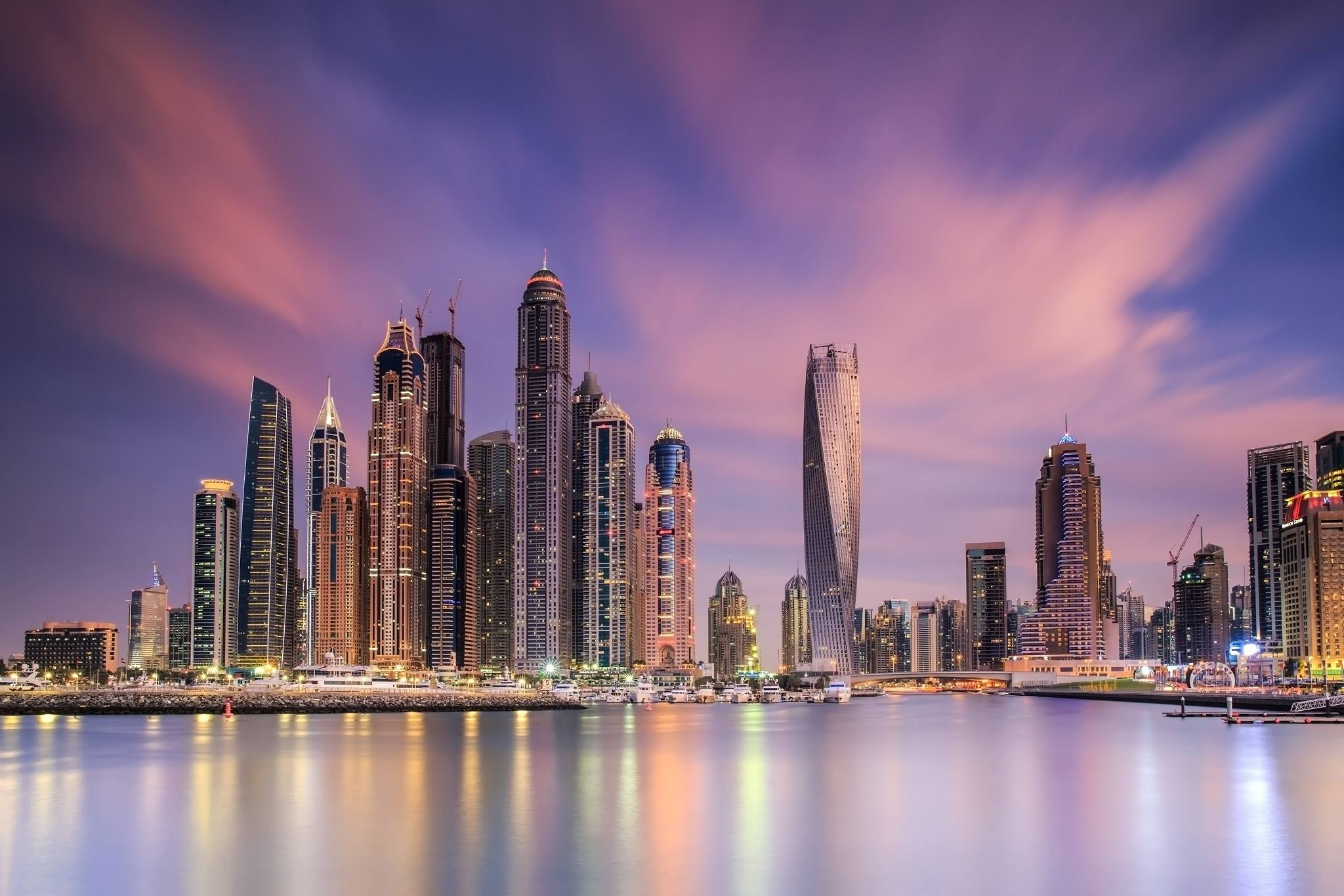 Dubai, United Arab Emirates - Marina