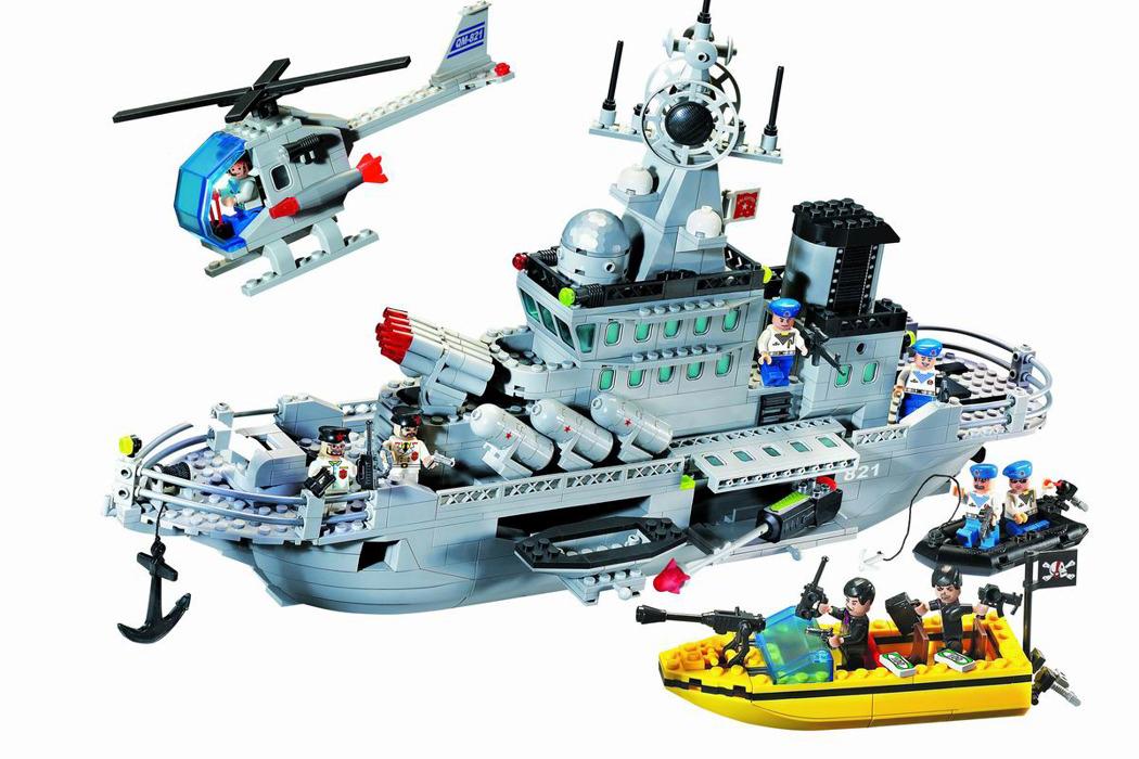 Конструктор «Ракетный крейсер»
