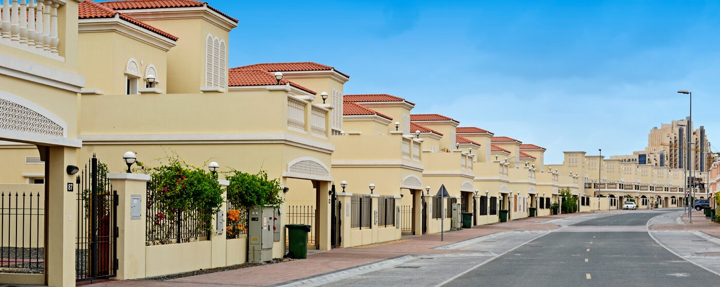 Real estate in Dubai - Jumeirah Village Circle