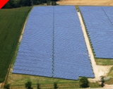 Real estate in Prague - photovoltaic power plant