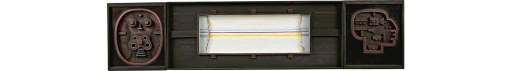 «Триптих № 10. Анатомия души. II». 1970 г.