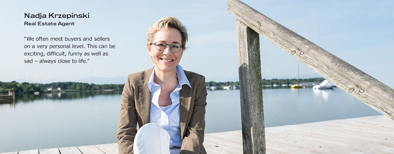 Hamburg - Real estate agent in Starnberg