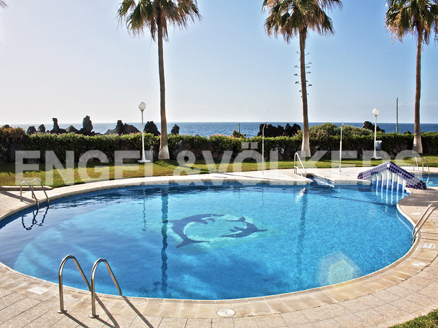Costa Adeje - Property for sale in Tenerife: Duplex in Playa de La Arena, Tenerife South, Engel & Völkers Costa Adeje