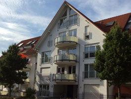 Gut vermietete 3-Zi.-Whg. mit Balkon und TG in Offenburg-Ost