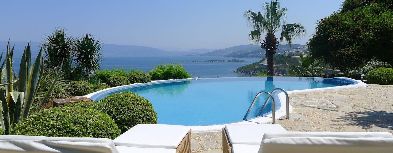 Ortakent-Bodrum - Ferienwohnung, Ferienhaus oder Ferienvilla kaufen oder mieten in Bodrum in der Türkei