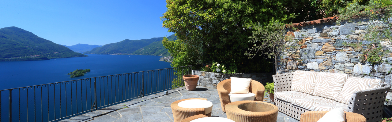 Real estate in Zug - Ronco sopra Ascona Tessin