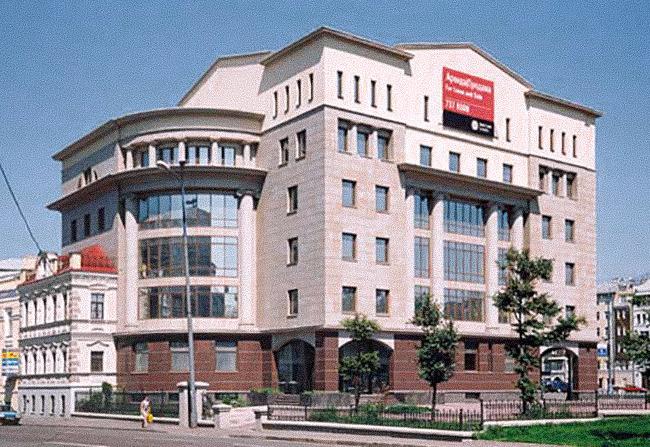 Офисное здание на Большой Якиманке