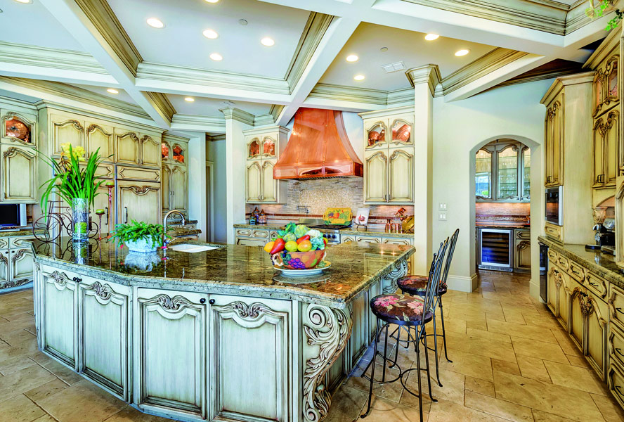 An Interior Design Dream American Style Kitchen