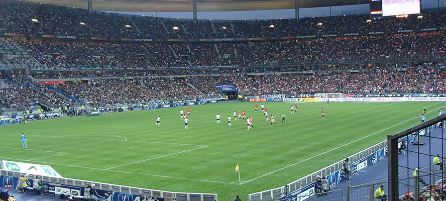 Paris - Engel & Völkers - Stade de france - Crédit photo : Liondartois