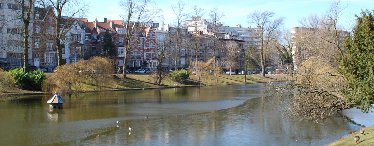Real estate in Bruxelles - Bois de la Cambre