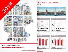 Wohn- und Geschäftshäuser Marktbericht Deutschland 2016