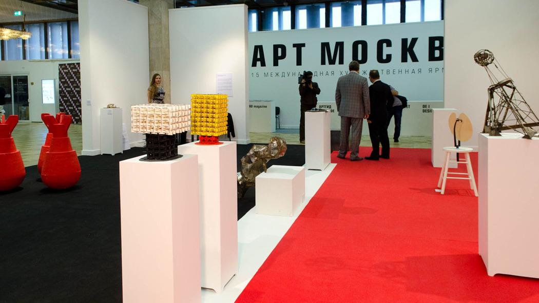 Фотография: «Арт-Москва», 2013 г./Art1